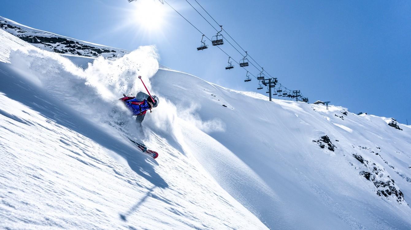 séjour au ski à la Rosière