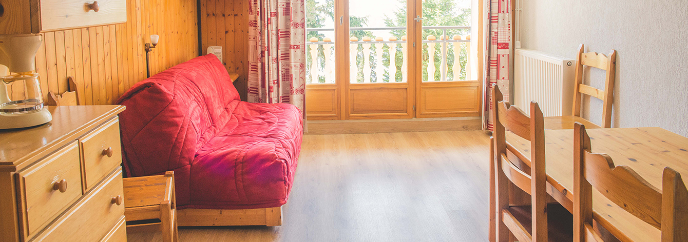 La Rosière - Chalet les Clarines - Appartement - Eve Hilaire studiodes2prairies