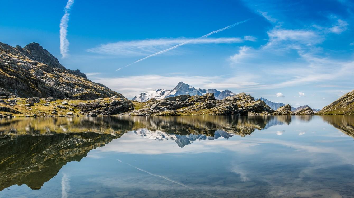 randonnée la rosière Lac du Retour